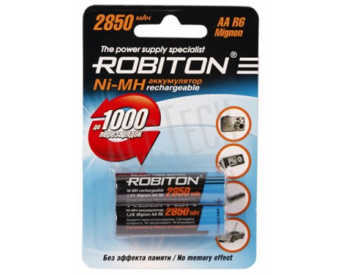 ROBITON R 6 (2850mAh) 2BL (50)(200)