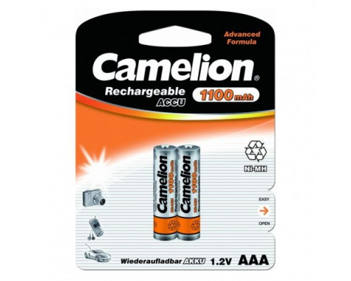 CAMELION R 03 (1100mAh) 2BL