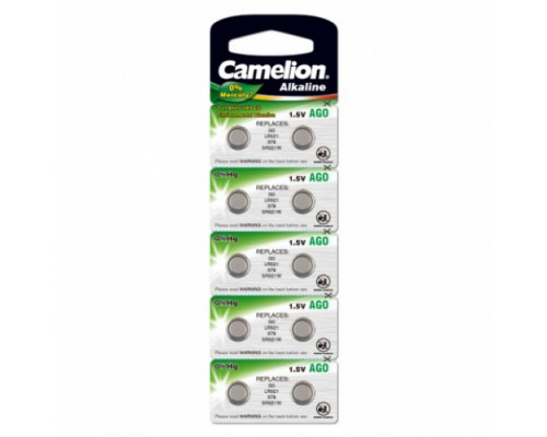 CAMELION AG 0 (379А) LR521 (10) (100)