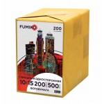 Фотобумага FUMIKO глянцевая односторонняя 200г/10х15/500л