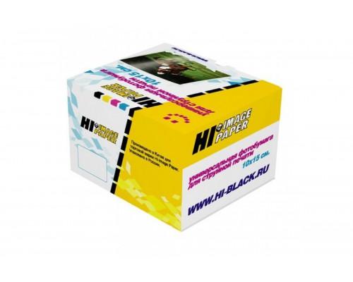 Фотобумага матовая односторонняя (Hi-image paper) 10x15, 170 г/м, 500 л.