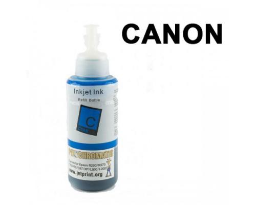 Чернила Polychromatic для Canon IP4200/IP4600 100мл Cyan водные