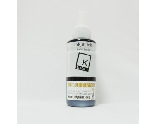 Чернила Polychromatic для HP Black  ПИГМЕНТНЫЕ 178/177 100мл