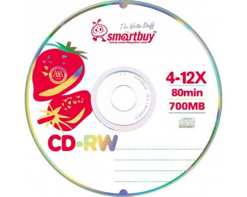 CD-RW 80 12X 1 шт.