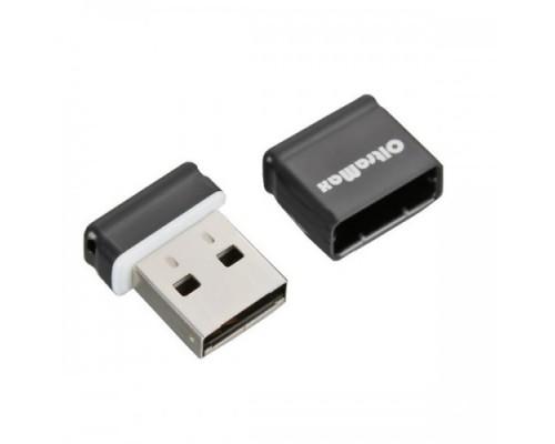 ФЛЭШ-КАРТА OLTRAMAX 16GB 70 mini BLACK USB 2.0