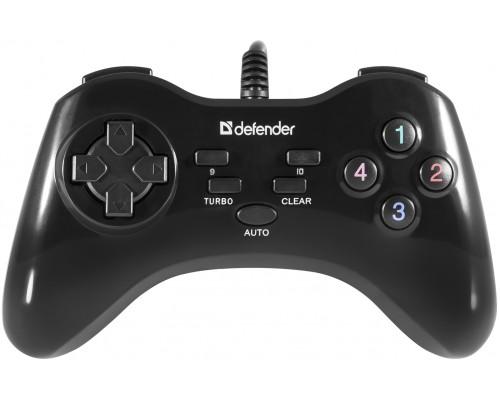 DEFENDER GAMEPAD GAME MASTER G2 13 КНОПОК USB №64258