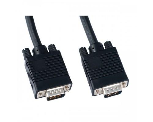 5bites APC-133-300 КАБЕЛЬ VGA(HD15M/HD15M) ФЕРР.КОЛЬЦА 30м