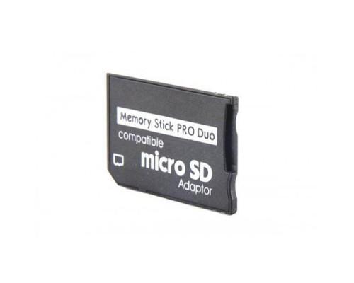 Адаптер MicroSD-MemoryStick ProDuo