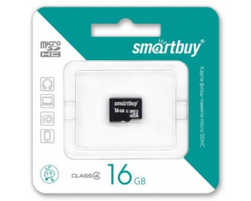SMART BUY 16GB MICRO SDHC CLASS 10 БЕЗ АДАПТЕРА