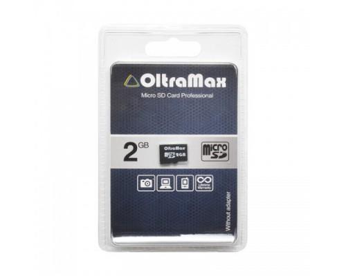 OLTRAMAX 2GB MICRO SD БЕЗ АДАПТЕРА