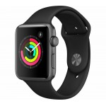 Часы Apple Watch Series 3 42mm Aluminum Case Black