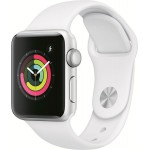 Часы Apple Watch Series 3 38 mm Aluminum Case white
