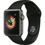 Часы Apple Watch Series 3 38 mm Aluminum Case black