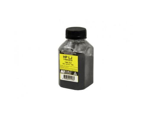 Тонер Hi-Black для HP LJ 1160/2015, Тип 2.2, Bk, 150 г, банка