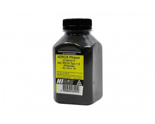 Тонер Hi-Black XEROX 3110/3117 Тип. 1.9 Bk 78 г.
