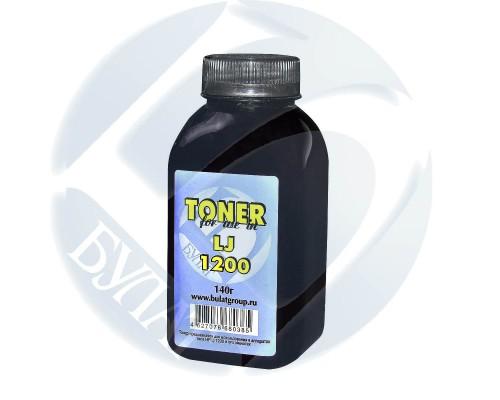 Тонер HP LJ 1200 банка 140g Булат