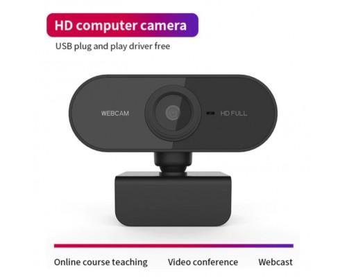 WEB камера TISHRIC 1080P FullHD с микрофоном и автофокусом