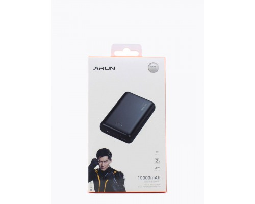 Powerbank ARUN mini1 10000 mah Fast charge 2.4A